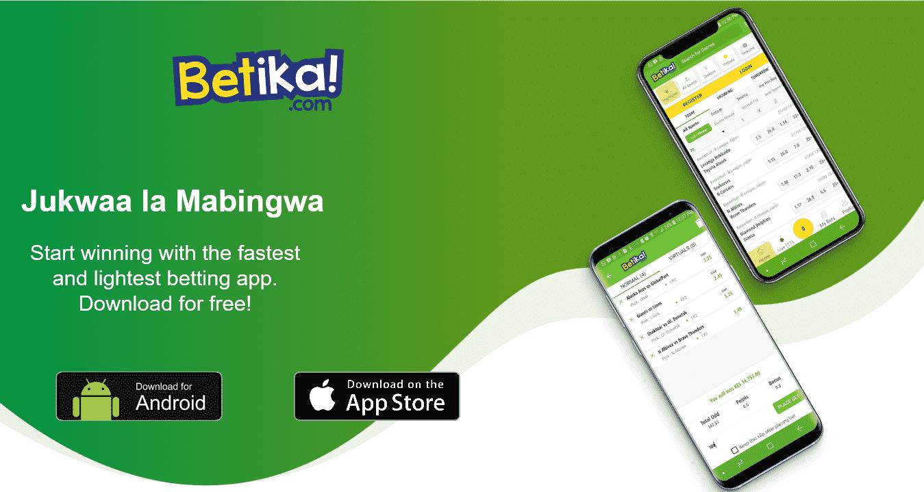 Betika Apps