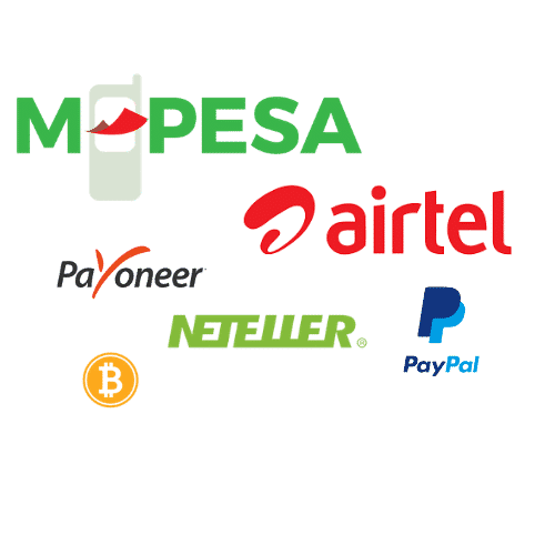 Payment methods Kenya