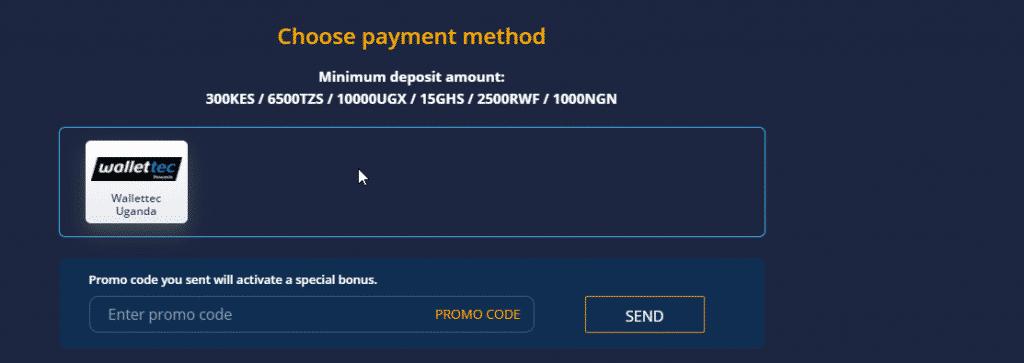 BambaBet WalletTec