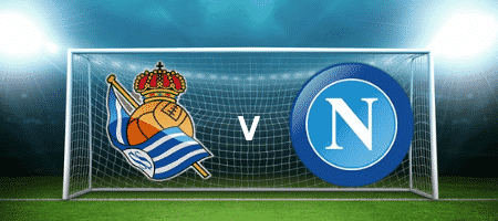 29/10/2020 Daily Predictions: Europa League, Real Sociedad vs Napoli