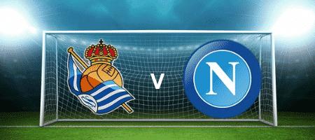29/10/2020 Daily Predictions: Europa League, Real Sociedad vs Napoli