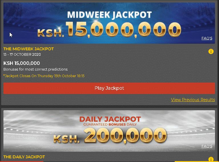 BeyLion Jackpot