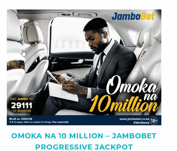 Jambobet progressive jackpot