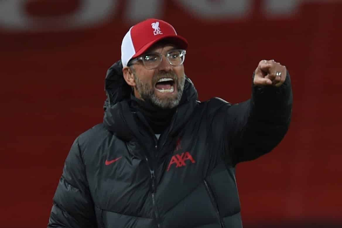 27/10/2020 Daily Predictions: Champions League, Liverpool vs Midtjylland