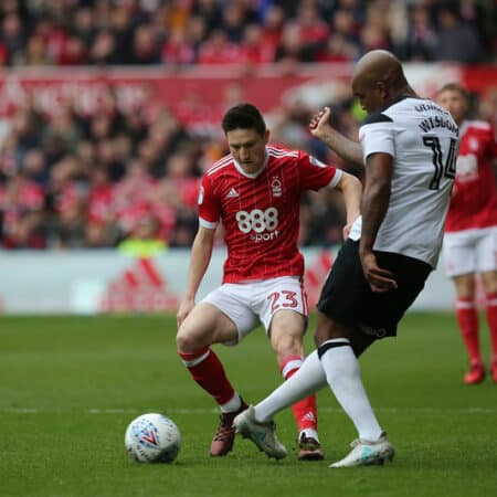 23/10/2020 Daily Predictions: England Championship, Nottingham Forest vs Derby County