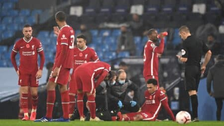 21/11/2020 Daily Predictions: English Premier League 2020-21, Liverpool FC vs. Leicester City