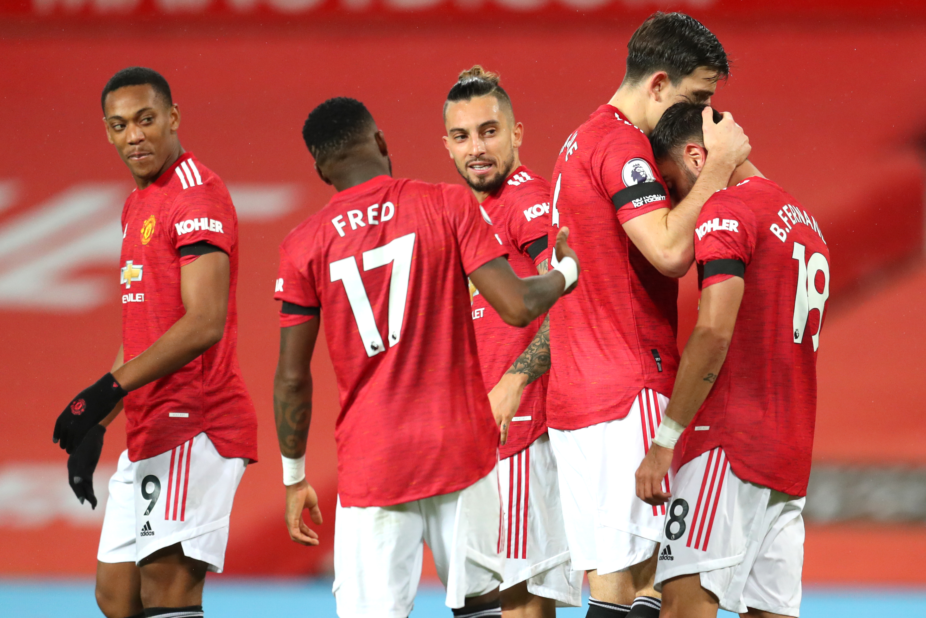 29/11/2020 Daily Predictions: English Premier League 2020-21, Southampton vs. Manchester United