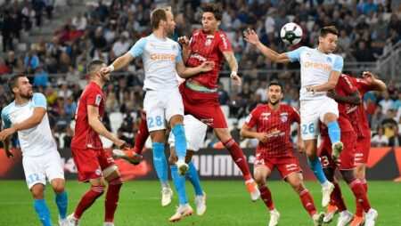 06/11/2020 Daily Predictions: French Ligue 1 2020-21, Strasbourg vs. Olympique Marseille