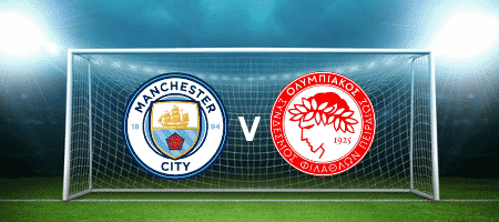 3/11/2020 Daily Predictions: Champions League, Manchester City vs Olympiacos