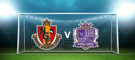 11/11/2020 Daily Predictions: 2020 Japanese J1 League, Sanfrecce Hiroshima vs Nagoya Grampus
