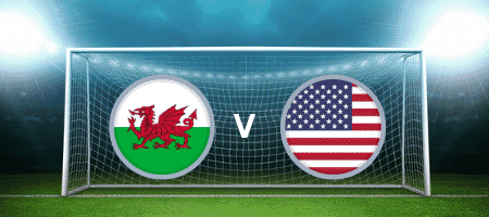 12/11/2020 Daily Predictions: International friendly, Wales vs. USA