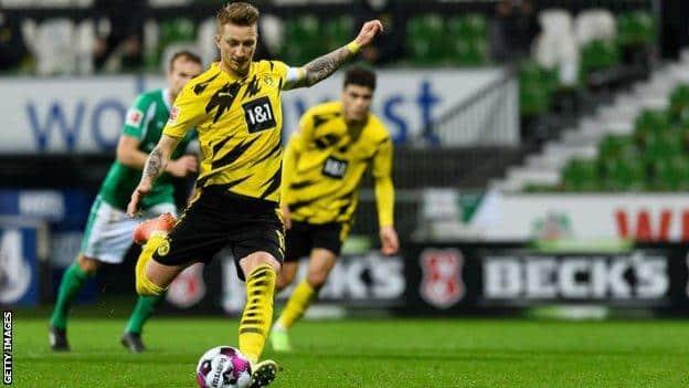 22/01/2021 Daily Predictions: Bundesliga – Borussia M'gladbach vs Borussia Dortmund