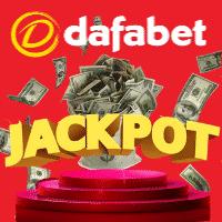 Dafabet jackpot