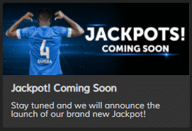 Betsafe Jackpots