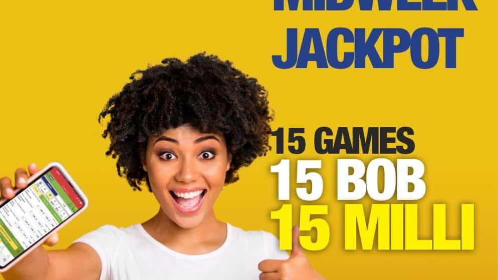 4th June Betika Midweek Jackpot Predictions