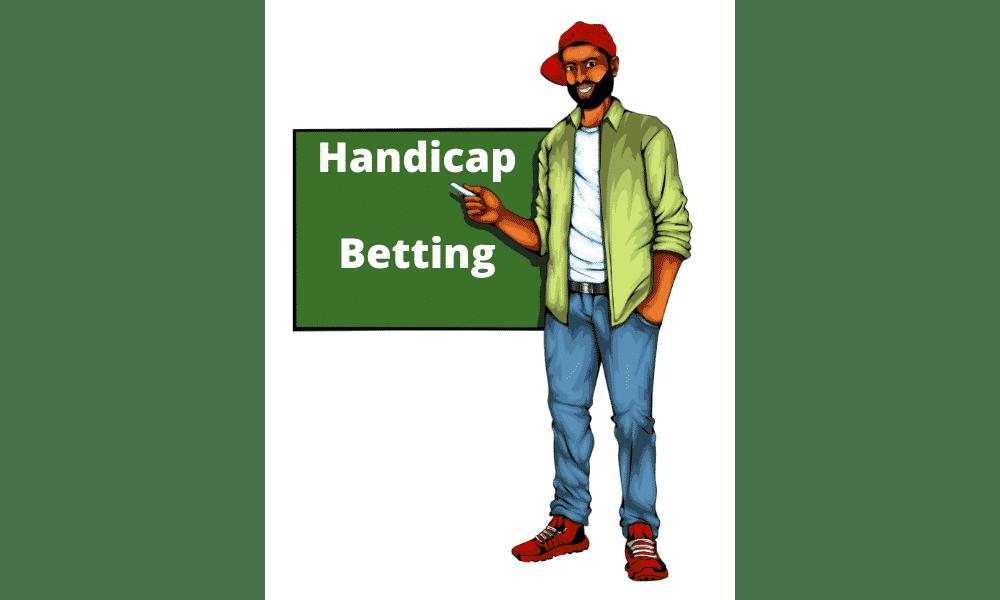 Handicap Betting header