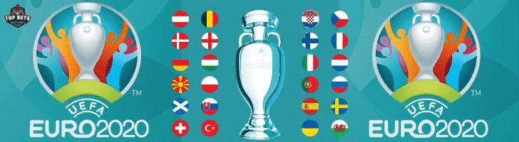 Euro 2020 main header image