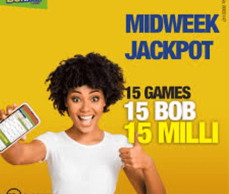 13th June Betika Midweek Jackpot Predictions