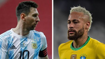 11/07/2021 Daily Predictions: Copa America Finals