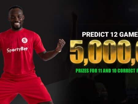 3rd October Sportybet Jackpot Predictions
